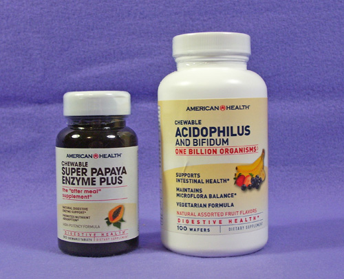 Oxbow Acidophilus and Papaya Fruit Plus